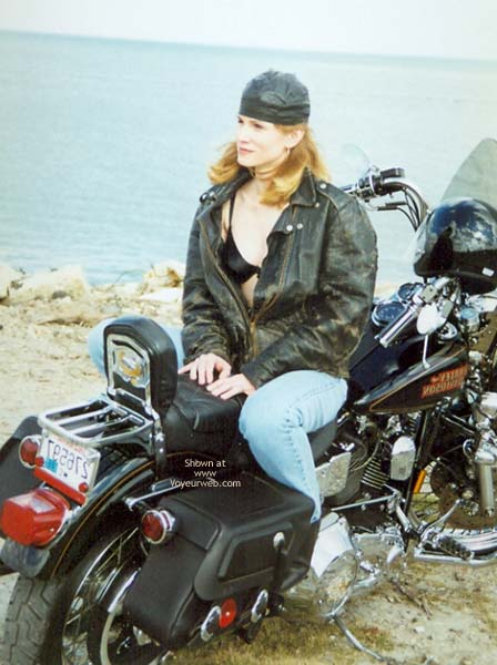 Pic #1 - Motorcycling With Stef