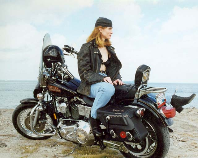 Pic #2 - Motorcycling With Stef