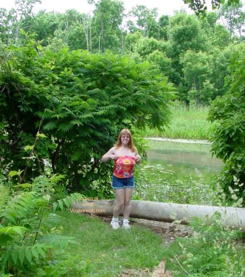 Pic #1 - Natural Redhead