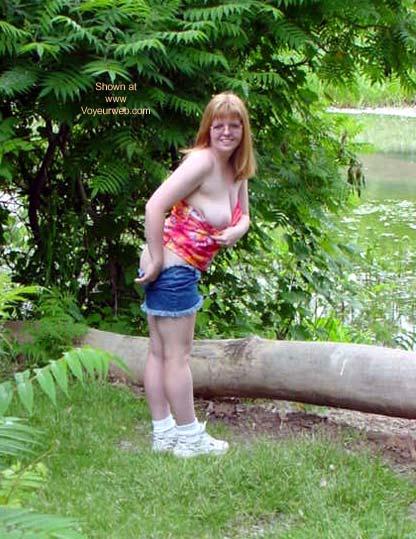 Pic #3 - Natural Redhead