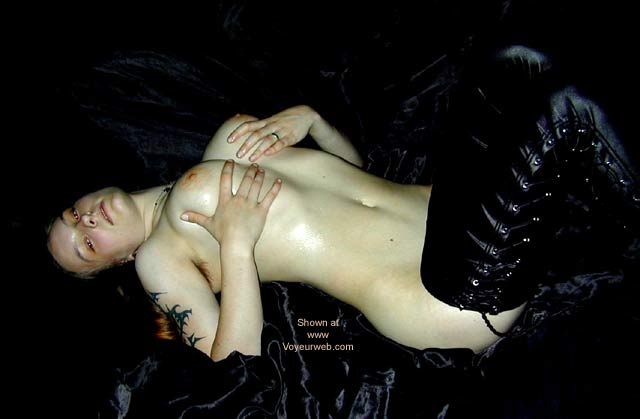 Pic #10 - Chained on Bed and Other