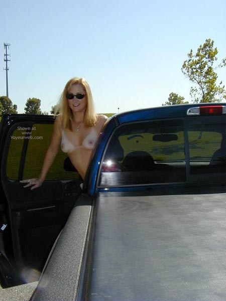 Pic #2 - Alex And Her New Vw 'Cling'