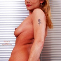 Susy Rocks Naked At The Window