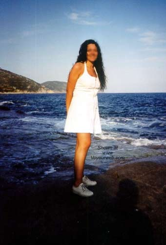 Pic #2 - 21 years old at the beach