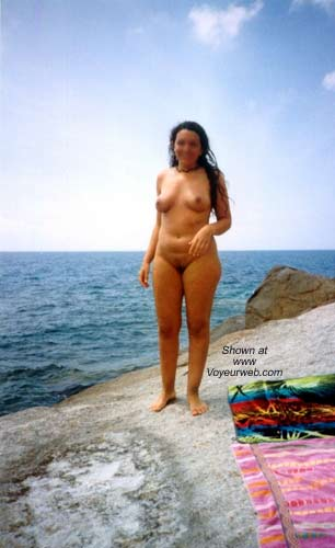 Pic #4 - 21 years old at the beach