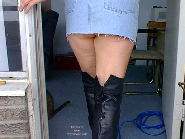 Pic #2 - Ghenny's Boots and Mini Skirts