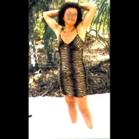 Over 40 Wife in Florida Woods 4
