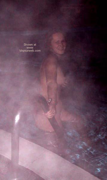 Pic #4 - Lamb in Sauna