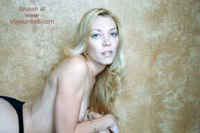 Pic #5 - Pretty Blonde Model