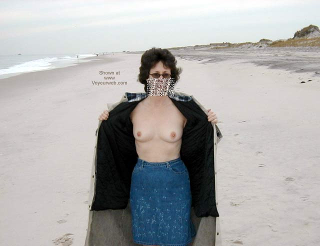 Pic #2 - Northeast Wife - At The Beach 1