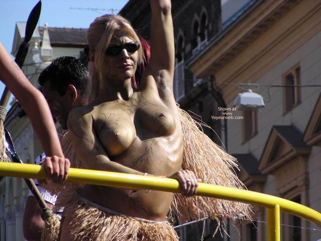 Pic #3 - Budapest Parade '03