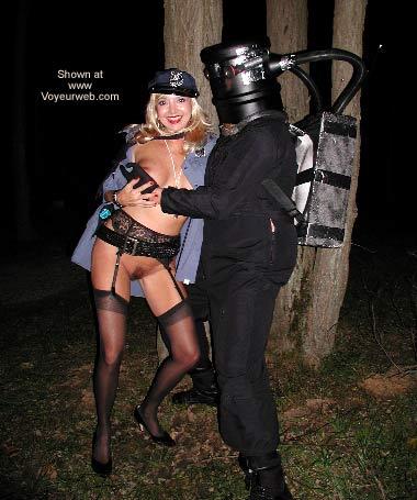 Pic #3 - Natalie & Rocket Man