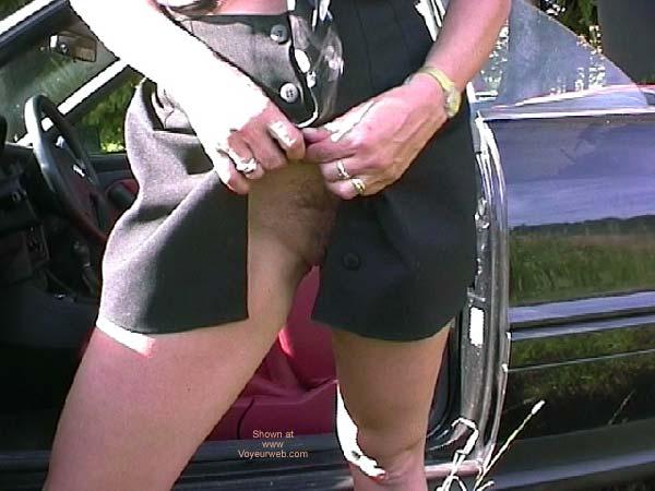 Pic #2 - At The Car