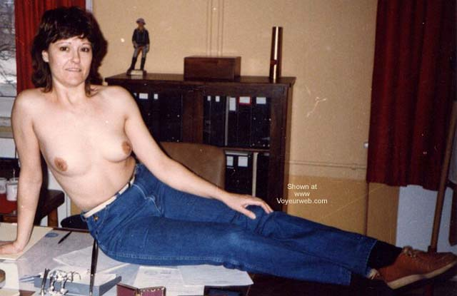 Pic #2 - Sue Topless