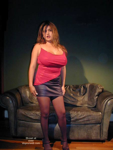 Pic #1 - Alana's 38F Latina Titties!!