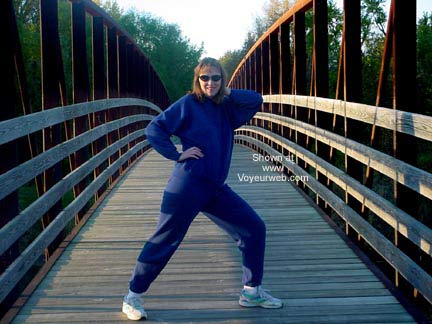Pic #7 - Shade Out Jogging