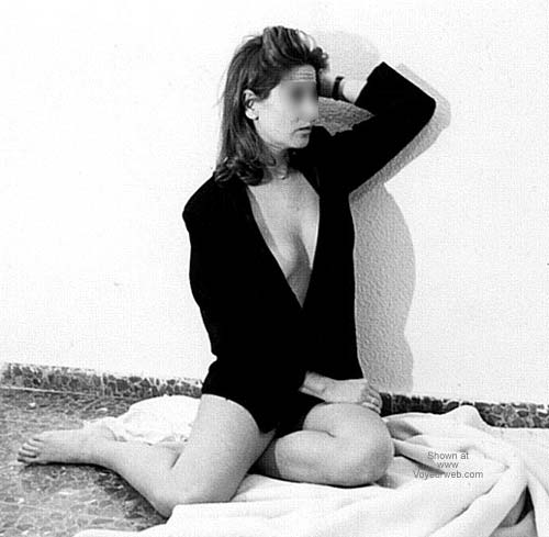 Pic #1 - B & W Lover Wife From Spain 2