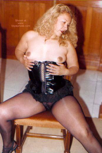 Pic #2 - *SN My Wife in Nylon I