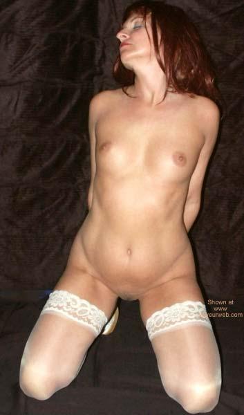 Pic #6 - Red Tonya in White 2