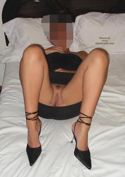 Pic #2 - Portuguese Body Hot In Black Dress