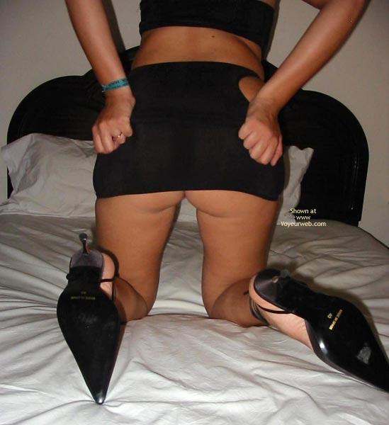 Pic #5 - Portuguese Body Hot In Black Dress