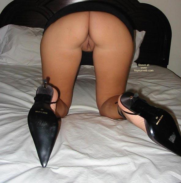 Pic #6 - Portuguese Body Hot In Black Dress