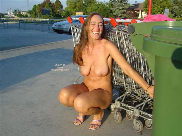 Pic #5 - C. With A Shopping Cart