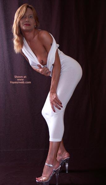 Pic #1 - Susy Rocks, My White Dress