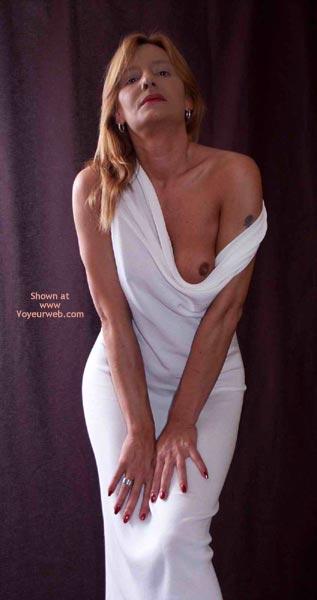Pic #2 - Susy Rocks, My White Dress