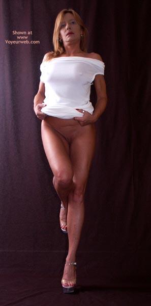 Pic #8 - Susy Rocks, My White Dress