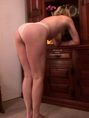 Pic #1 - Dolly - White Panties On/Off