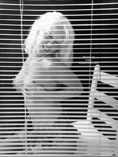 Pic #5 - *SC Petite Blonde in B&W