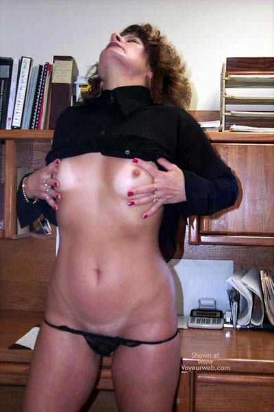 Pic #5 - Sweet Cheeks UnDressed For Success