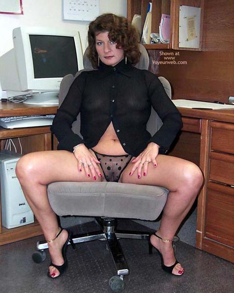 Pic #6 - Sweet Cheeks UnDressed For Success