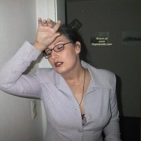 Businesswoman Needs To Relax After A Hard Day