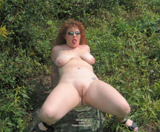 Pic #2 - Naked In Nature!