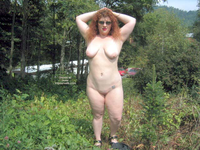 Pic #4 - Naked In Nature!
