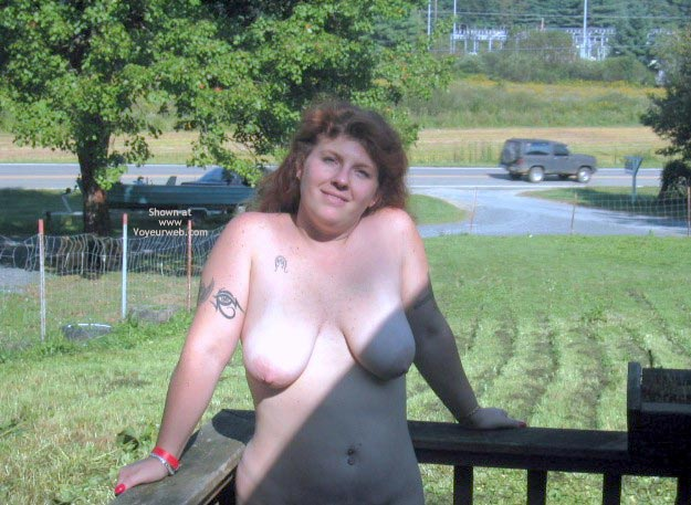 Pic #7 - Naked In Nature!