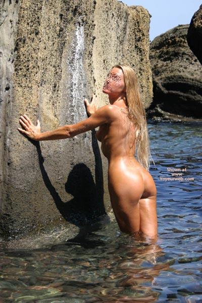Pic #9 - Gina At The Sea 1