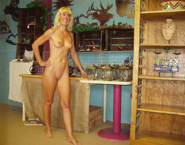 Pic #9 - *Sn Leigh Invades Trading Post