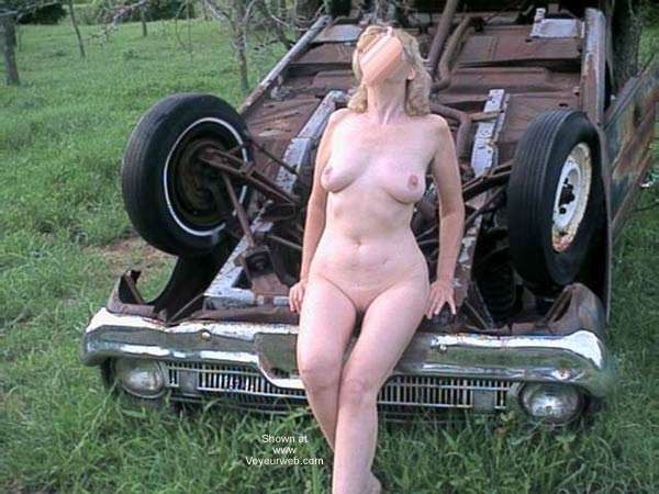 Pic #3 - *SA A Nude Visit To The Old Home Place 2
