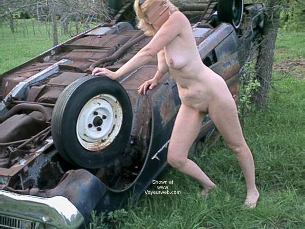 Pic #6 - *SA A Nude Visit To The Old Home Place 2