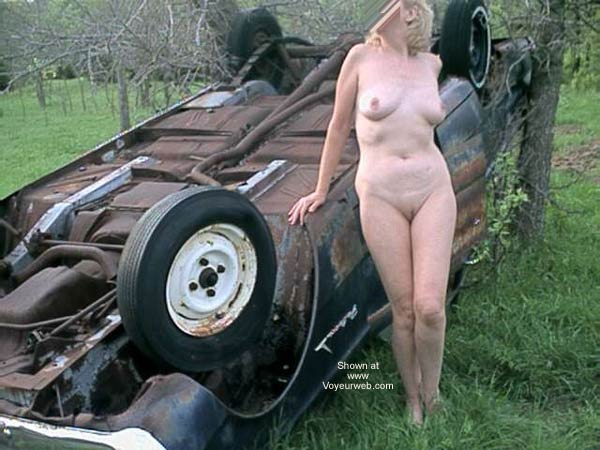 Pic #7 - *SA A Nude Visit To The Old Home Place 2