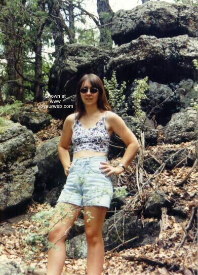 Pic #3 - Wife Hiking