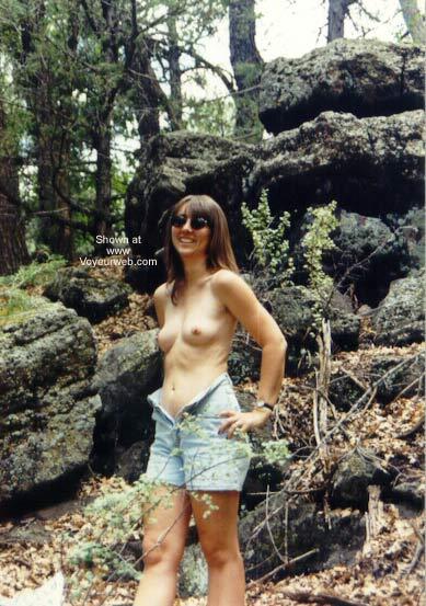 Pic #4 - Wife Hiking