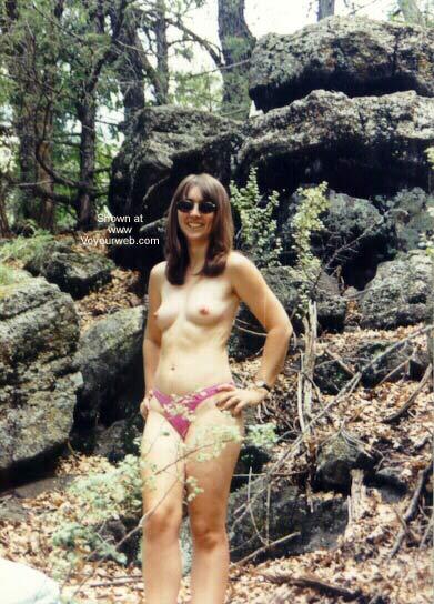Pic #5 - Wife Hiking