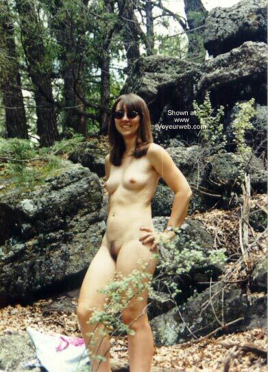 Pic #6 - Wife Hiking