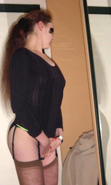 Pic #2 - German Wife in a Hotel Room 1