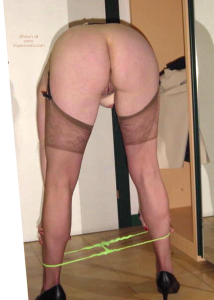 Pic #5 - German Wife in a Hotel Room 1