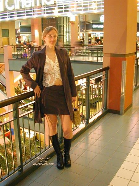 Pic #1 - *TP See-Thru Fun @ The Mall